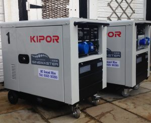 KIPOR 6.5kVA diesel generators