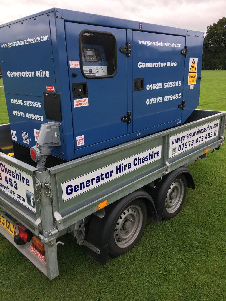 44kva super-silent diesel generator